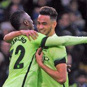 3:1 gegen Kiew!Man City mit besten Chancen aufs Viertelfinale (Foto)