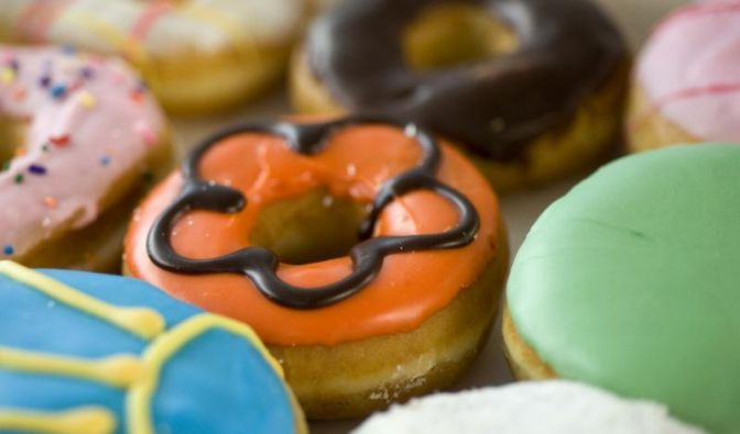 Bilder von leckerem Essen machen Appetit (Foto)