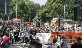 Bildungsstreik (Foto)
