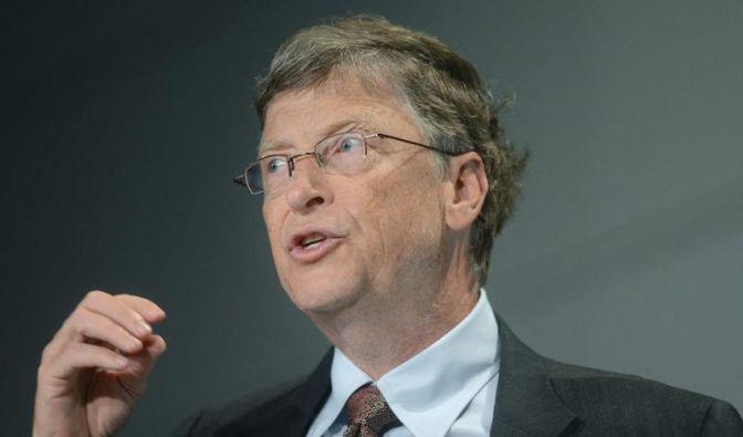 Bill Gates setzt große Hoffnungen in Microsofts «Surface» (Foto)