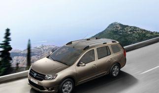 «Billig-Autos» machen Spaß und schonen das Portemonnaie. Bei den Kampfpreis-Modellen unter 10.000 Euro liegt der Dacia Logan MCV weit vorn. Doch reicht es für den Sieg? (Foto)