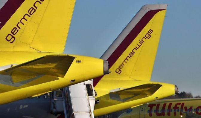 Billigflieger Germanwings (Foto)