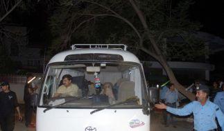 Bin Ladens Witwen aus Pakistan abgeschoben (Foto)