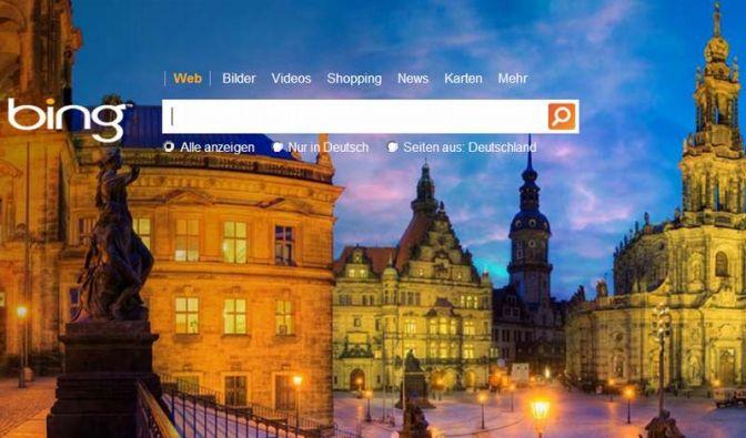 Bing startet Regelbetrieb in Deutschland (Foto)