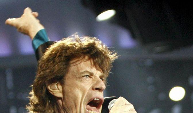 Biograf: Mick Jagger stellte Angelina Jolie nach (Foto)