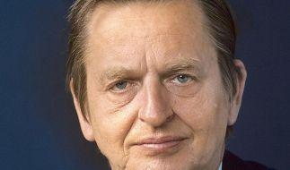 Biografie:  Wer war Olof Palme? (Foto)
