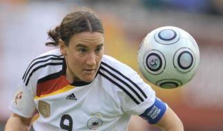 Birgit Prinz führt vorläufigen WM-Kader an (Foto)