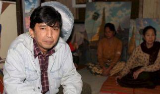 Birma lässt prominente politische Gefangene frei (Foto)