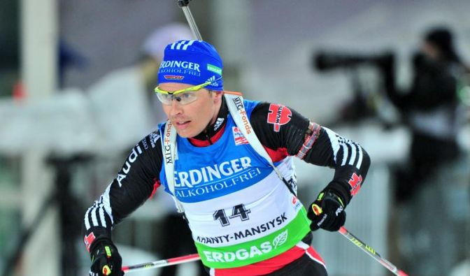 Birnbacher mit Weltcup-Sieg (Foto)