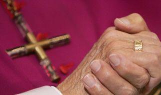 Bischöfe sprechen über Umgang mit Missbrauch (Foto)