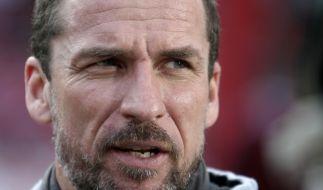 Bisher hat Marco Kurz Erfahrung bei den Traditionsklubs 1860 München und 1. FC Kaiserslautern gesammelt, jetzt probiert er es beim Retortenklub TSG 1899 Hoffenheim. (Foto)