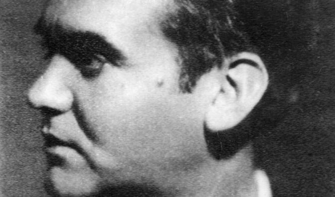 Bislang unbekannte Schriften von García Lorca entdeckt (Foto)