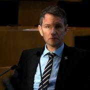 Björn Höcke droht der Parteiausschluss aus der AfD. (Foto)
