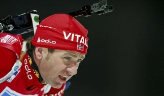 Björndalen genießt Titel - Russland prüft Klage (Foto)