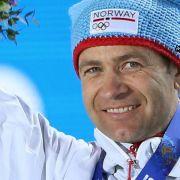 Björndalen macht weiter:Weltmeister mit 42? (Foto)