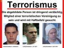 BKA fahndet nach zwei Terrorverdächtigen (Foto)