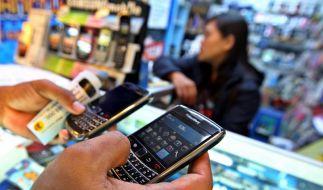 Blackberry-Aktionäre sehnen neue Führung herbei (Foto)
