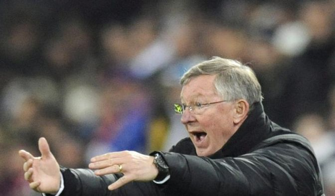 Blackburn verdirbt Ferguson-Party - Arsenal siegt (Foto)