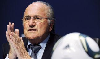 Blatter attackiert Hoeneß (Foto)