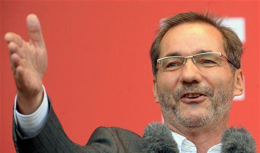 Bleibt er Ministerpräsident? Matthias Platzeck (SPD). (Foto)
