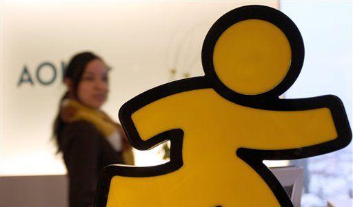 Bloß raus: AOL zieht sich aus Deutschland zurück. (Foto)