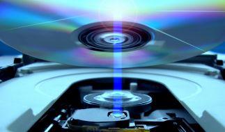 Blu-ray-Disc (Foto)