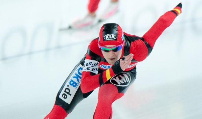 Blutaffäre: Freispruch für Eisschnellläuferin Hesse (Foto)