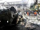 Blutige Anschläge im Süden Thailand (Foto)
