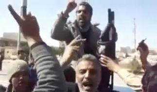Blutige Kämpfe in Libyen (Foto)