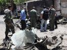 Blutvergießen in Syrien geht weiter (Foto)
