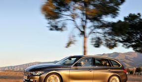 BMW 3er ab Herbst auch wieder als Touring (Foto)