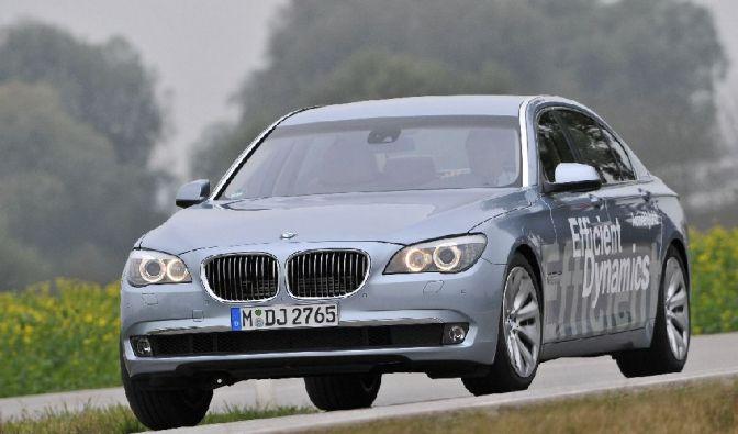 BMW 7er Active Hybrid (Foto)