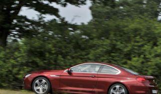 BMW 6er erstmals mit Allradantrieb (Foto)