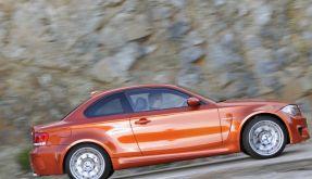 BMW 1er M Coupé (Foto)