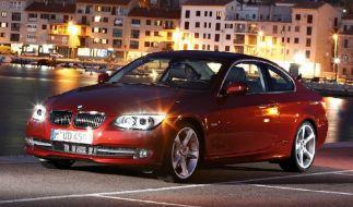 BMW 3er. (Foto)