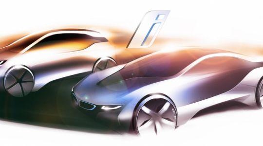 BMW i3 und i8 (Foto)
