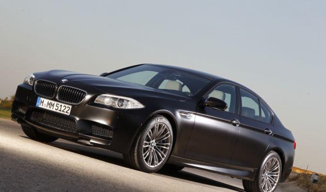 BMW M5 (Foto)