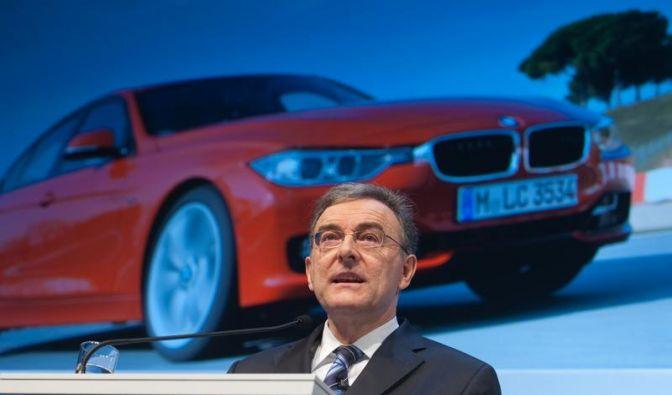 BMW mahnt Politik: Autobauer bleibt auf Rekordkurs (Foto)