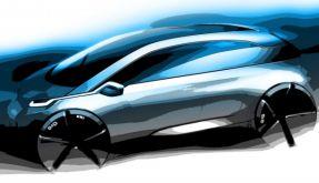 BMW Megacity Vehicle (Foto)