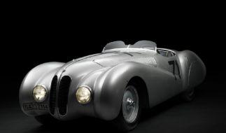 BMW Oldtimer (Foto)
