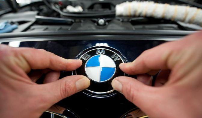 BMW peilt trotz Gewinneinbruch weiter Rekordjahr an (Foto)