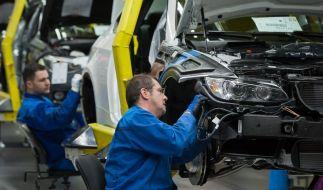 BMW plant 4000 Neueinstellungen (Foto)