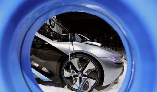 BMW setzt Absatzboom fort (Foto)