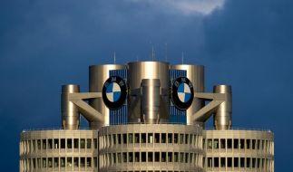 BMW soll in der Schweiz 130 Millionen Euro Strafe zahlen (Foto)