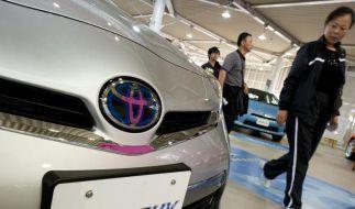 BMW und Toyota vertiefen Partnerschaft (Foto)