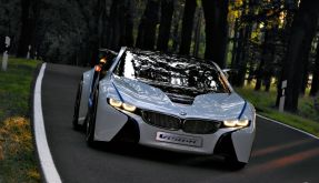 BMW Vision EfficientDynamics (Foto)