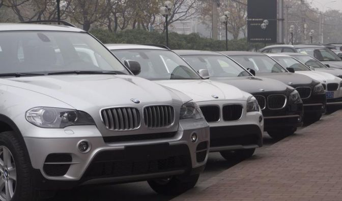 BMW wächst in China rasant (Foto)