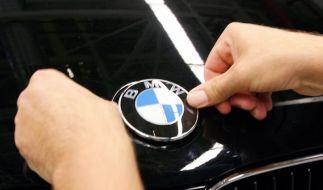 BMW will Zeitarbeiter-Streit lösen (Foto)