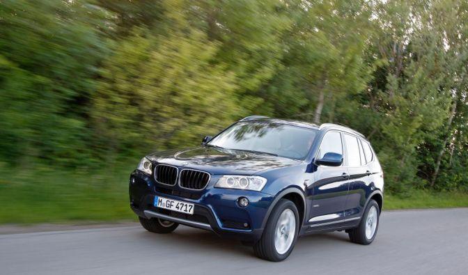 BMW X3 (Foto)