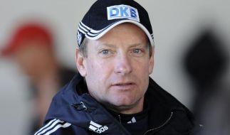 Bob-Cheftrainer Langen: «beachtlich geschlagen» (Foto)